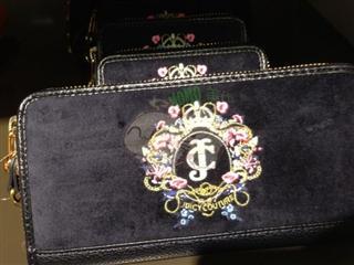 美国代购 Juicy Couture/橘滋 YSRUO048 女士长款钱包