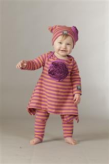 美国直邮 顶级婴儿服装 kidCuteTure 大丁草 全棉
