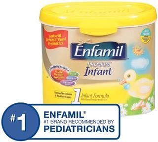 原装美赞臣1段Enfamil Premium Infant金樽663克