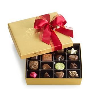 圣诞新年好礼 国内现货 Godiva高迪瓦经典礼盒 3款