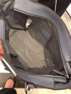 依美尚品COACH 29002 MADISON麦迪逊 SAFFIANO 皮革 E/W 手提包
