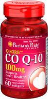 (5瓶装) 辅酶Q-10(护心脏,青春美容抗衰老,抗慢性疲劳)