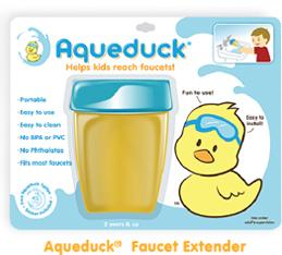 【美国包邮】Aqueduck幼儿专用水龙头扩展器洗手辅助器 套装