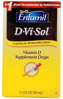 美国 Enfamil 美赞臣 婴幼儿维生素D滴剂 50ml