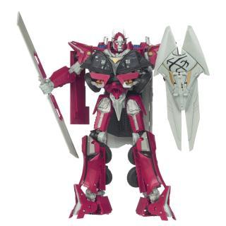 美国直邮 美版孩之宝 变形金刚 2011 御天敌 Sentinel Prime