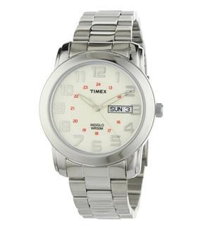 美国直邮 包邮 男表 Timex 天美时 T2N437  INDIGLO夜光