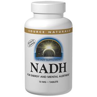 免运费包美国直邮线粒体素Co-E1 enada nadh 10mg 10片还原性辅酶