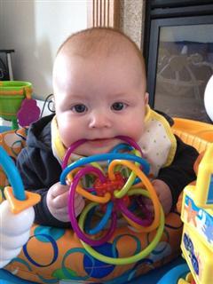 【美国直邮】Manhattan Toy曼哈顿婴儿手抓彩色软球 牙胶