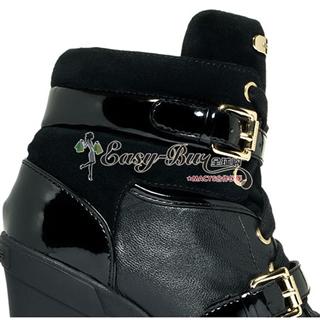 MICHAEL Michael Kors Shoes, Skid Wedge Sneakers 109