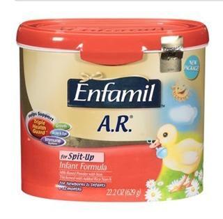 美国直邮*美赞臣1段/一段A.R.LIPIL 防吐奶抗过敏奶粉629克