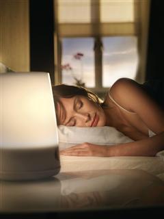 飞利浦Philips Hf3470 Wake-up Light模拟日出唤醒起床灯