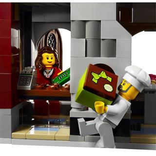 【超级奶爸】美国直邮 乐高/LEGO 10216 冬季面包店