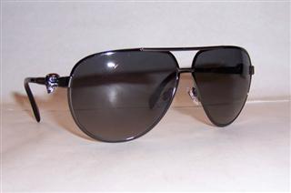 美国代购 ALEXANDER MCQUEEN 4156S 骷髅头太阳镜 偏光款 2色直邮