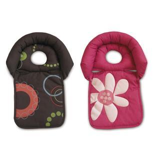 美国直送Boppy Noggin Nest定型枕睡姿矫正预防偏头斜颈 婴儿枕