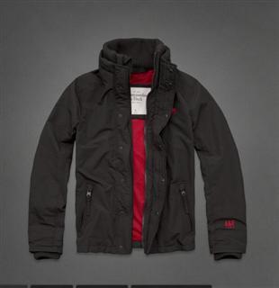 【包直邮】美国专柜正品A&F男式外套夹克Abercrombie&Fitch AF