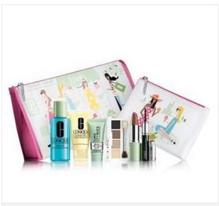 美国 Clinique 倩碧 13年2月新推出8件套礼包