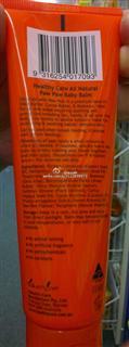 【澳洲直邮】PAW PAW BABY BALM 婴儿木瓜膏 万能霜 孕妇婴儿可用