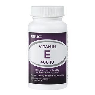 GNC健安喜 维生素E软胶囊 Vitamin E 400 *100粒