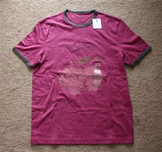 CK (Calvin Klein) 男士T恤