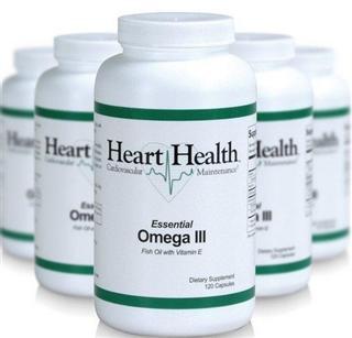 Isotonix美安Omega III 顶级深海鱼油富含DHA+EPA+VE/3000毫克/粒