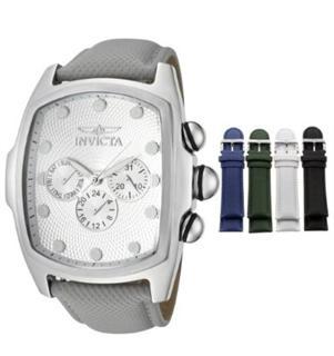 美国正品Invicta男表男款潜水手表石英表套装多表带11730包邮
