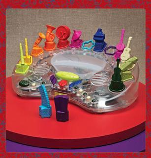 美国包邮B. Toys 交响乐乐器指挥家益智早教音乐玩具