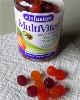 美国VitaFusion成人小熊糖多种复合维生素 150 粒