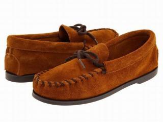 美国代购正品迷你唐卡Minnetonka Unbead 经典儿童款单鞋直邮