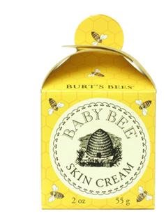 Burt's Bees小蜜蜂婴儿滋润乳霜滋养面霜 保湿润肤霜55g