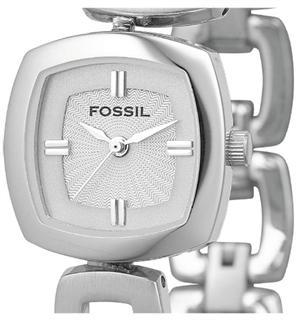美国直邮Fossil ES1869不规则表带女表