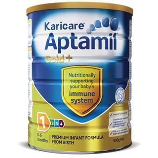 可瑞康Karicare Aptamil爱他美婴幼儿奶粉1段,澳洲直邮,6罐包邮