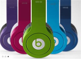 Monster/魔声 SOLO HD beats 耳机 多色