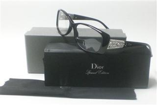 美国代购 Christian Dior迪奥 3184 水晶款眼镜架光学镜框 直邮