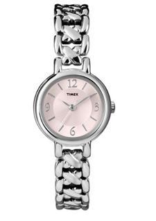 美国直邮 天美时正品原装美国行货T2N822 不锈钢表带手表