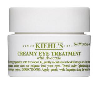 大S推荐 Kiehl's契尔氏 牛油果眼霜14g 酪梨眼霜 保湿抗衰老细纹