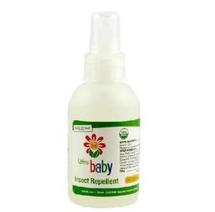 美国直邮 Lafe's婴儿童有机驱蚊水 防蚊液/喷雾 有机户外防蚊水