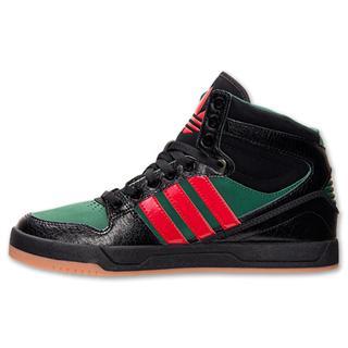 阿迪达斯 adidas Originals COURT ATTITUDE 男士 高帮休闲鞋
