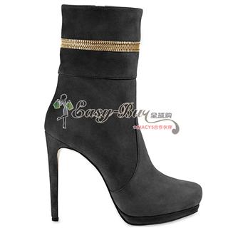 MICHAEL Michael Kors Boots, 拉链元素高跟时尚短靴 71
