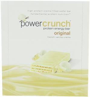 Power Crunch高能量威化饼干超级美味-5条起拍