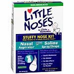 Little Noses 滴鼻剂+吸鼻器套装