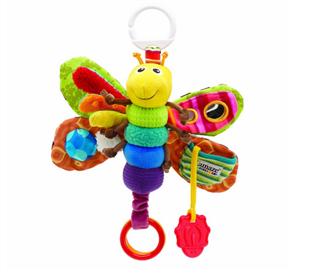 Lamaze 0个月+昆虫玩具