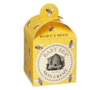 Burt's Bees 小蜜蜂婴儿清爽抗敏润肤霜55g