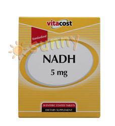 免运费包美国直邮Vitacost线粒体素NADH 5mg 30片 增强细胞能量