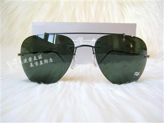 美国代购 Silhouette诗乐 Adventurer8650 钛合金偏光太阳眼镜3色