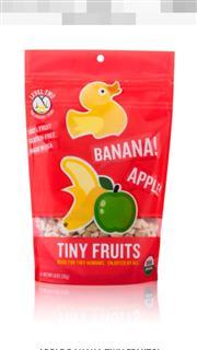 美国Little Duck Organics小鸭有机迷你水果粒