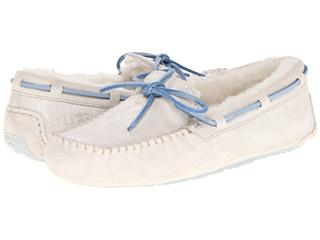 原盒美国包邮!UGG DAKOTA I DO! 白色气质羊毛棉鞋限量版