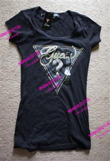 美国代购 Guess/盖尔斯 女士T恤 多色 二件起拍每件199 单件229