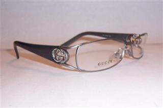 美国代购GUCCI古琦 GG2811 新款双G镶钻近视眼镜架眼镜框 3色直邮