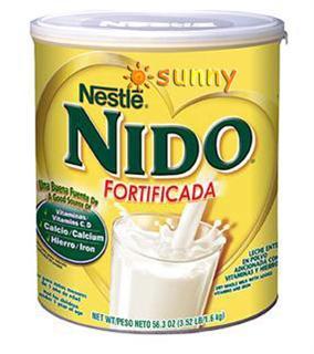 免运费!包美国直邮 雀巢Nido全脂奶粉1600克鲜奶口感 全家共享