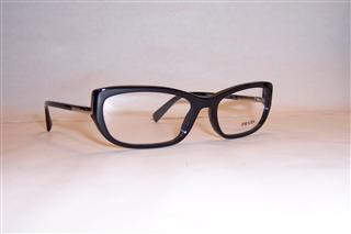 美国代购 PRADA普拉达 VPR 03N 03NV 近视眼镜架眼镜框 1AB美国直邮